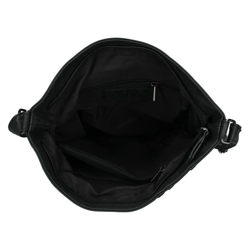 Dámská crossbody kabelka Enrico Benetti Kammy - černá