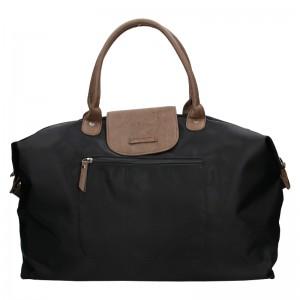 Dámská cestovní taška Enrico Benetti Matelde - černá