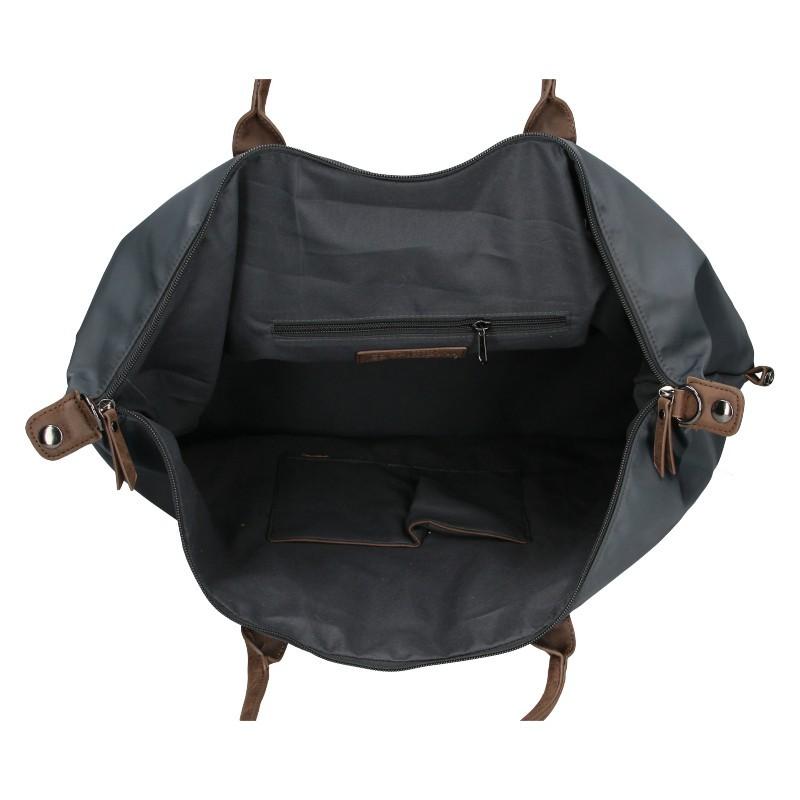 Dámská cestovní taška Enrico Benetti Matelde - šedá