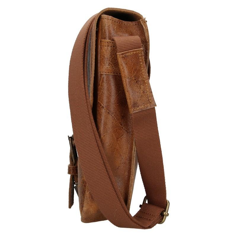 Pánská taška Daag JAZZY WANTED 11 - hnědá