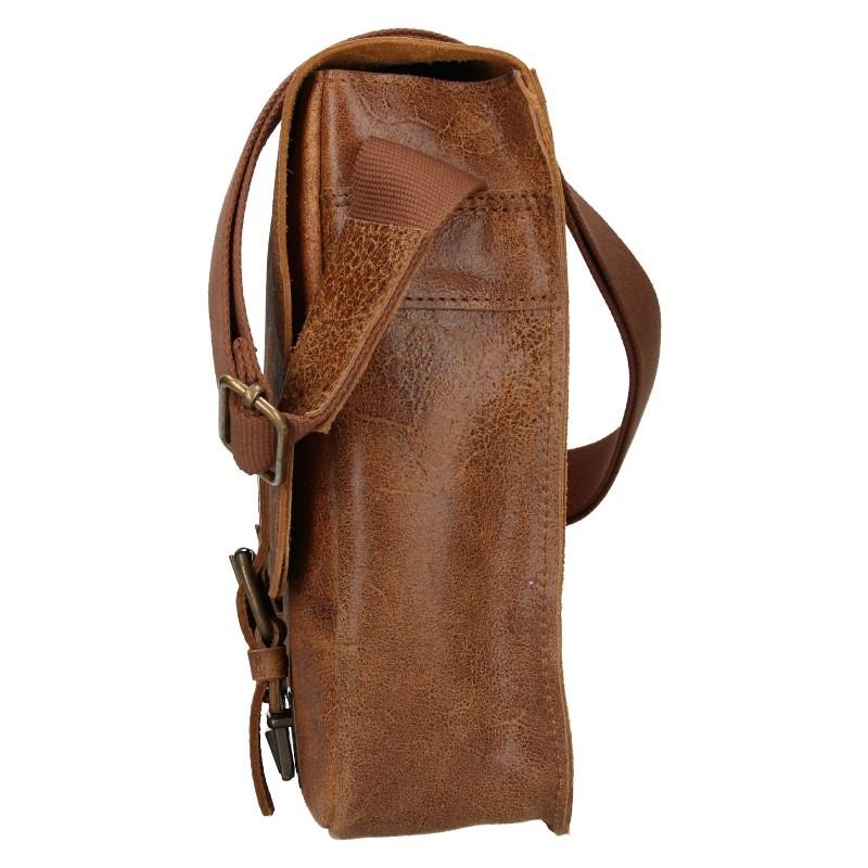Pánská taška Daag JAZZY WANTED 32 - hnědá