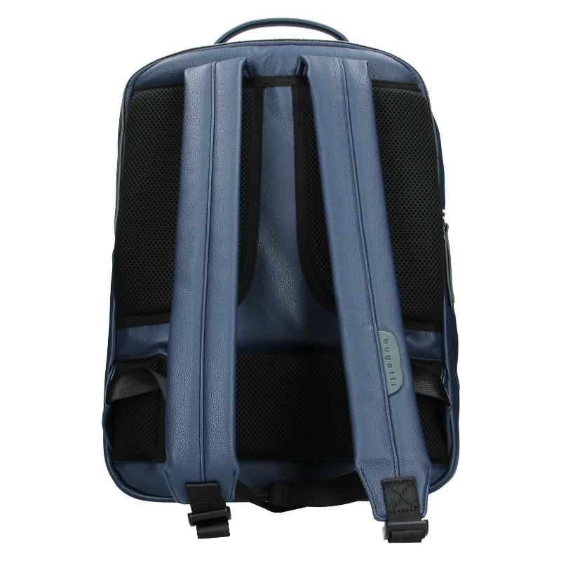 Pánský batoh Bugatti Gross - tmavě modrá
