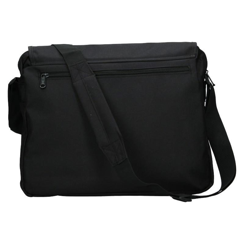 Pánská taška přes rameno Enrico Benetti Rudolf - černá