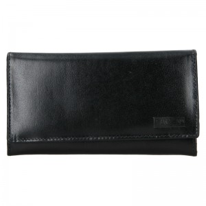 Dámská kožená peněženka Lagen Vera - černá