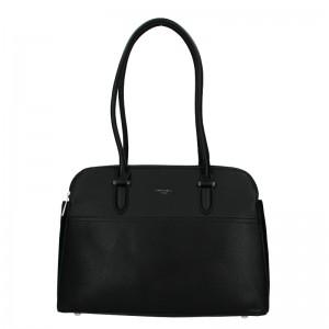 Dámská kabelka David Jones Karena - černá