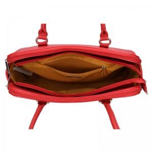 Dámská kabelka David Jones Karena - béžovo-hnědá