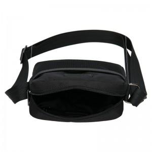 Pánská taška přes rameno Hexagona Johanes - černá