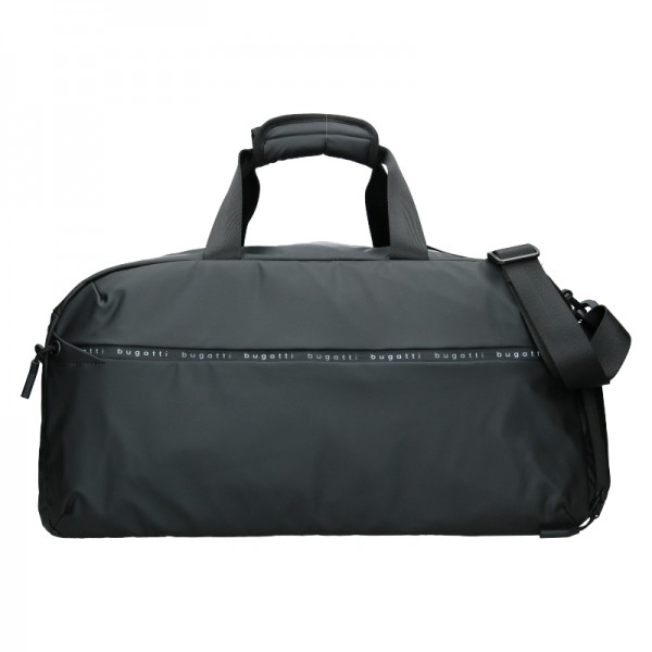 Pánská cestovní taška Bugatti Faust - černá
