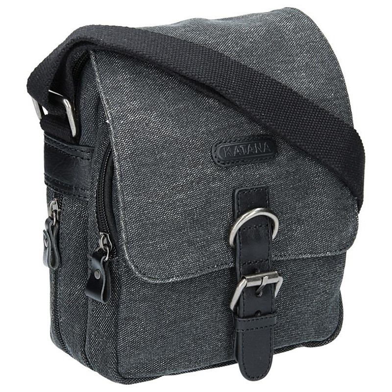 Pánská taška Katana Olson - černá