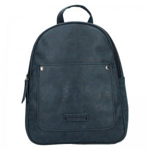 Moderní dámský batoh Enrico Benetti Zelda - tmavě modrá