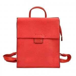 Dámský batoh Pierre Cardin Martha - červená