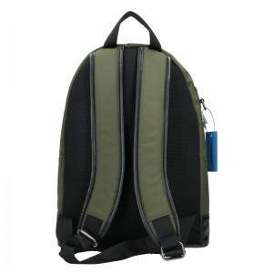 Pánský batoh Calvin Klein Campus - zelená