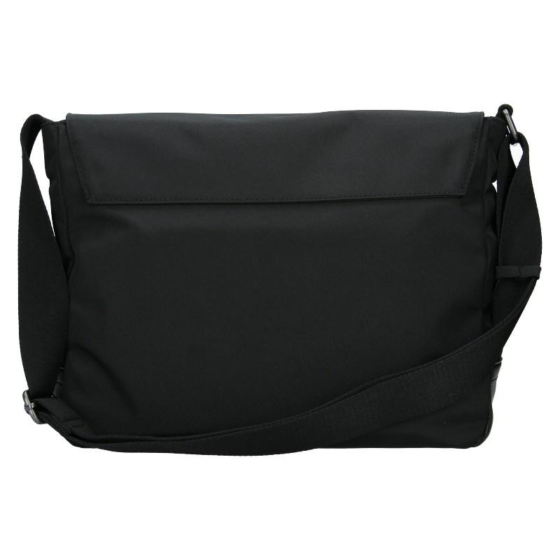 Pánská taška přes rameno Calvin Klein Europ - černá