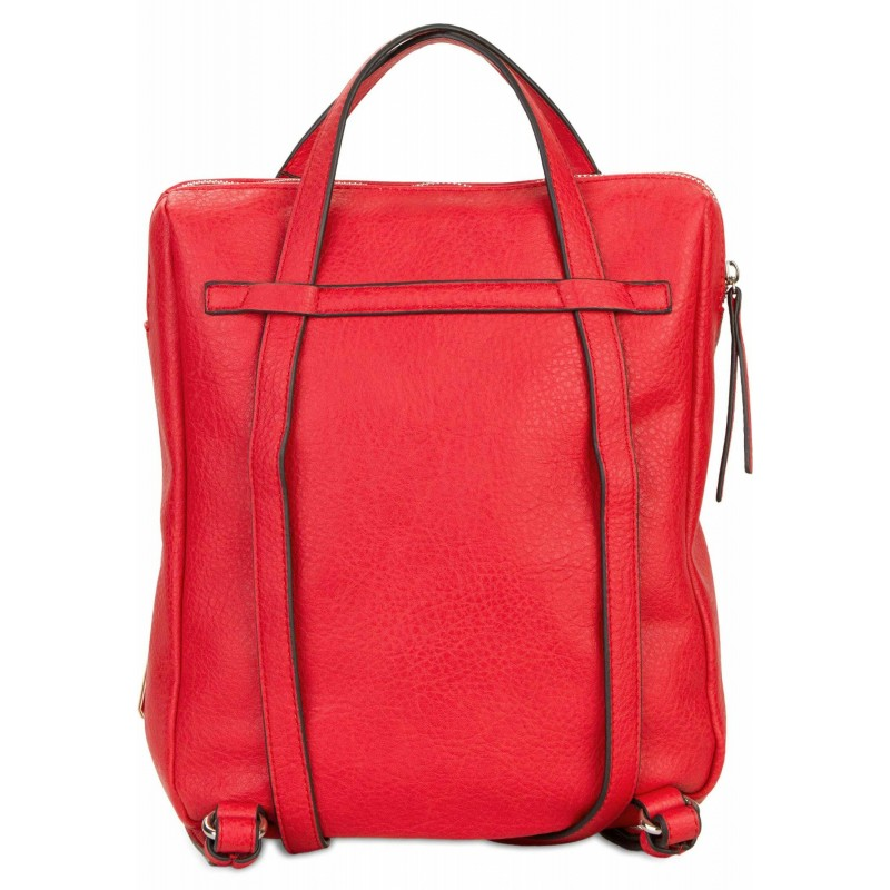 Dámská batůžko-kabelka Tamaris Adole - červená