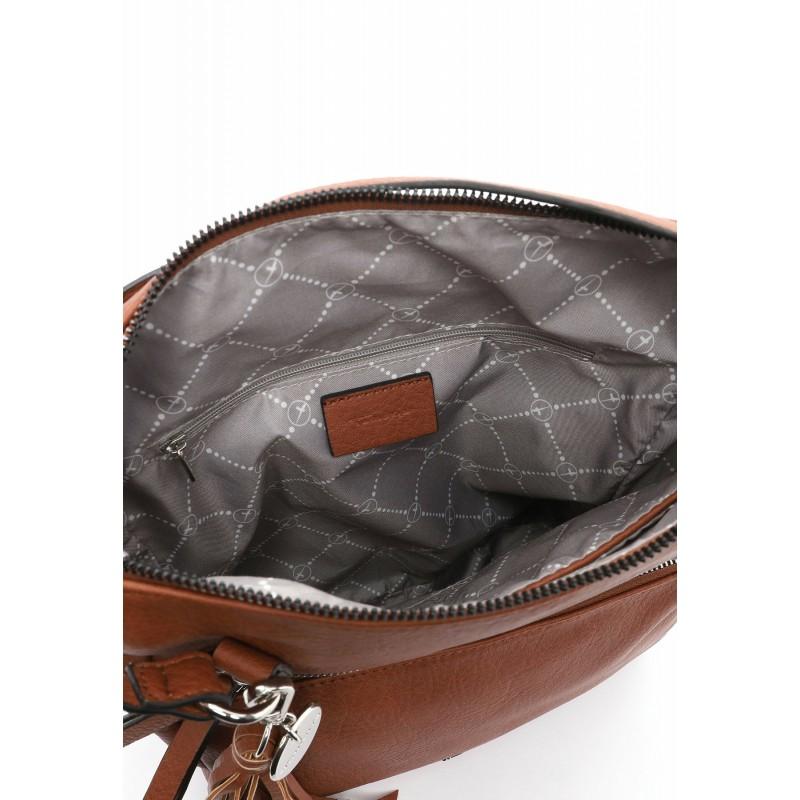 Dámská batůžko-kabelka Tamaris Adole - koňak