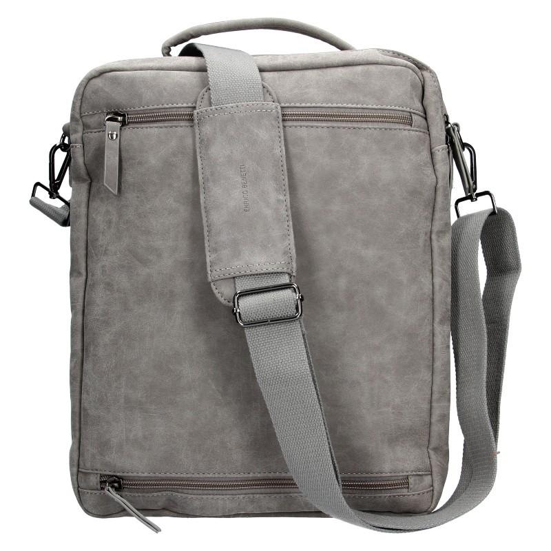 Trendy batoh/taška Enrico Benetti Nikk - šedá