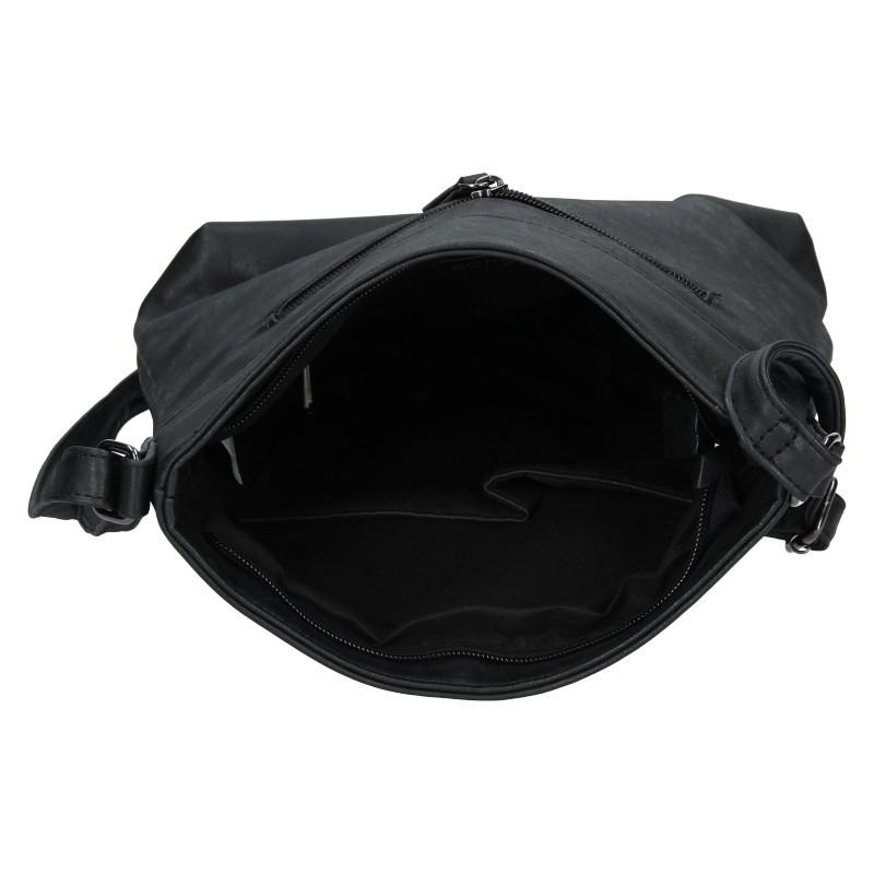 Dámská crossbody kabelka Enrico Benetti - černá