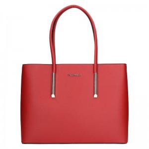 Dámská kabelka Flora & Co Pauleta - červená