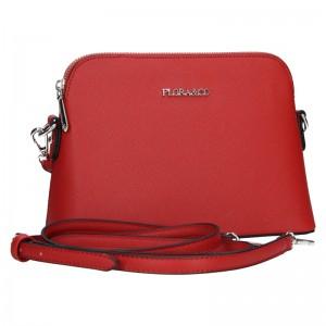 Dámská crossbody kabelka Flora & Co Celest - červená