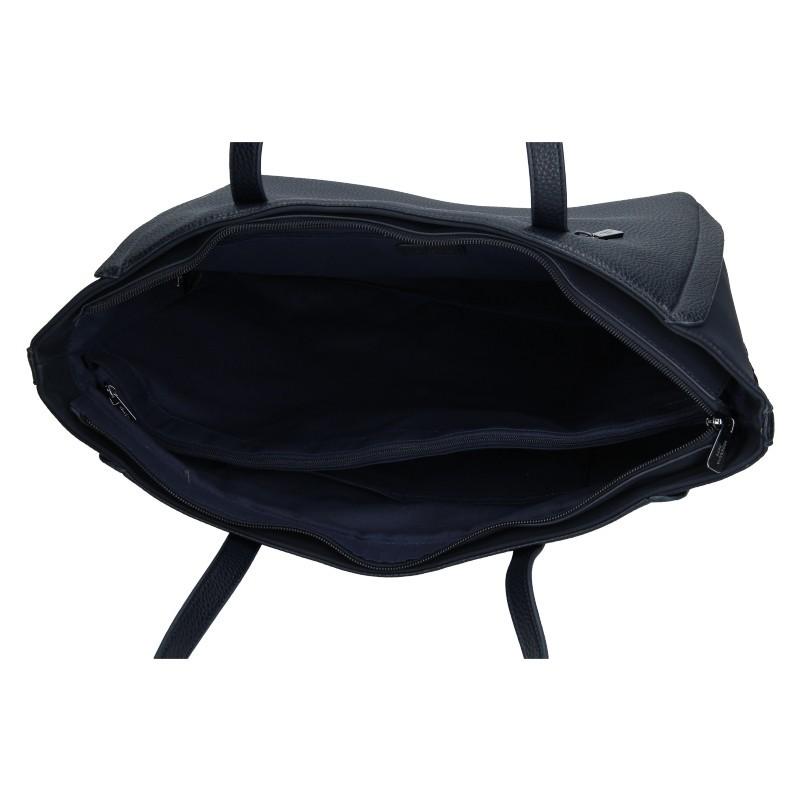 Dámská kabelka Hexagona Joanka - tmavě modrá