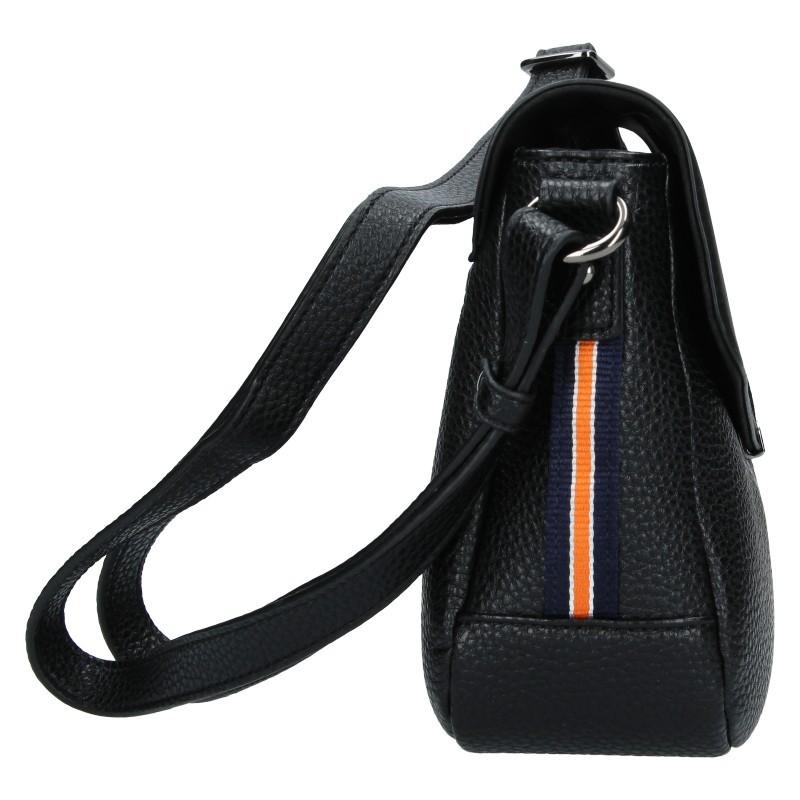 Dámská crossbody kabelka Hexagona Nikoll - černá