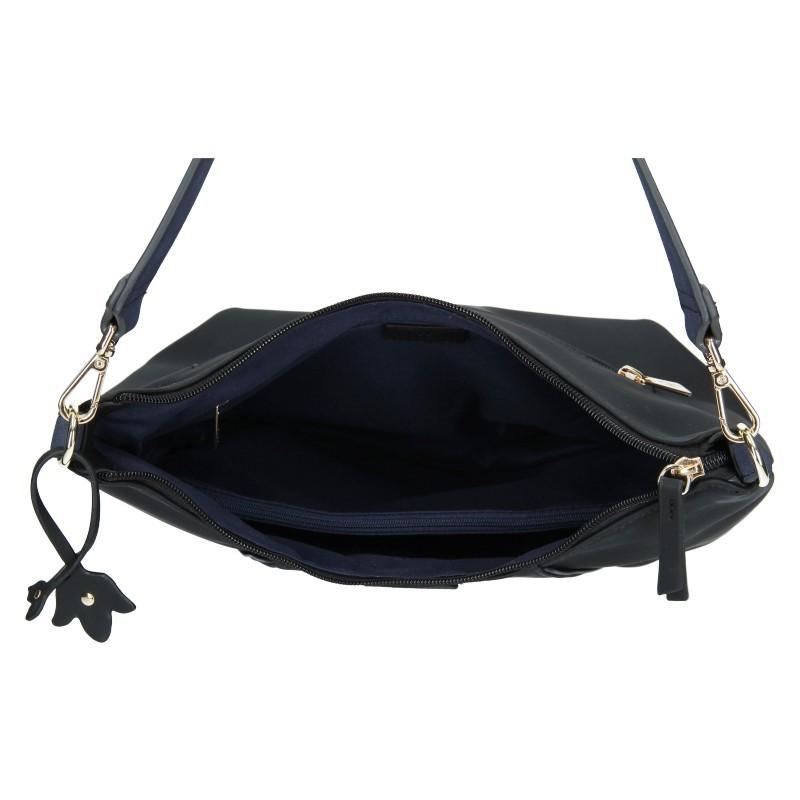 Dámská kabelka Hexagona Caola - černá