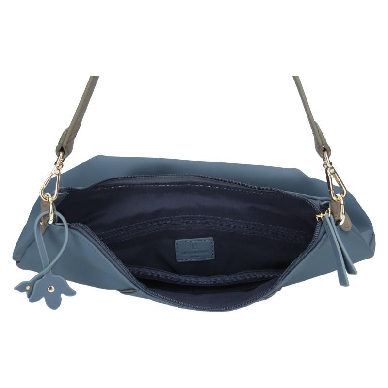 Dámská kabelka Hexagona Caola - modrá