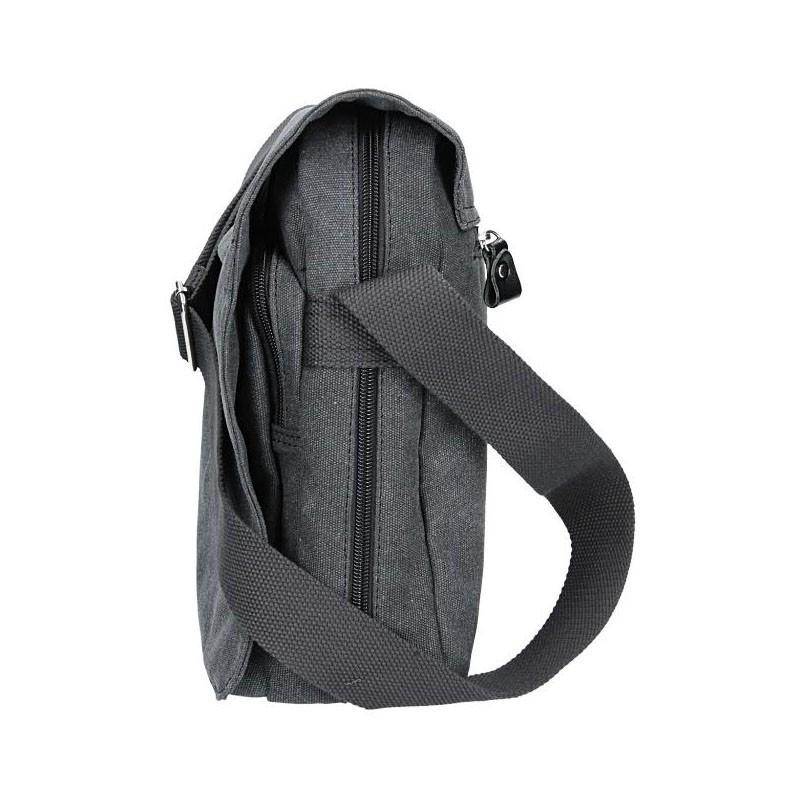 Pánská taška Katana Borsek - černá