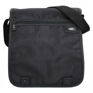 Pánská taška přes rameno Bellugio Chile- černá