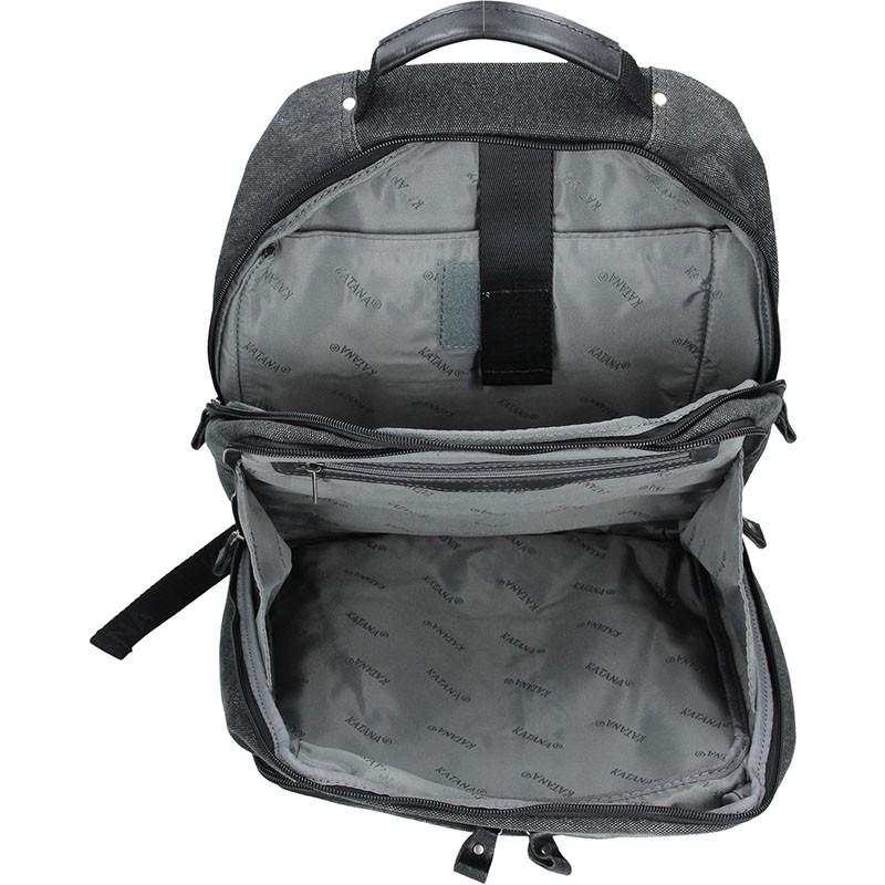 Pánský batoh Katana Juno - černá