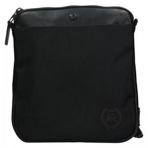 Pánská taška přes rameno Lerros Henk - černá