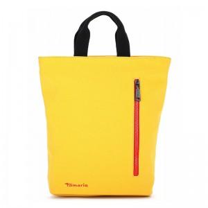 Dámský batoh Tamaris Bienca - žlutá