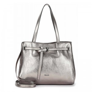 Dámská kabelka Tamaris Belinda - stříbrná