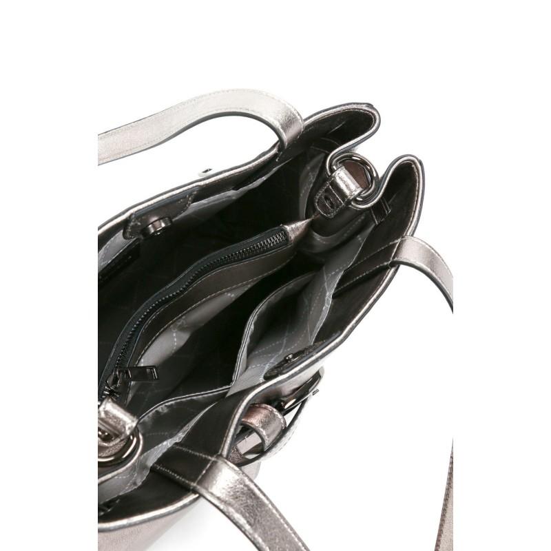 Dámská kabelka Tamaris Balinda - stříbrná