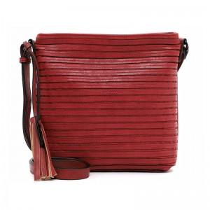 Dámská kabelka Tamaris Barbara - červená