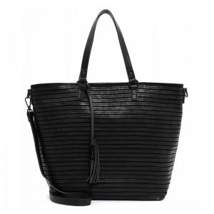 Dámská kabelka Tamaris Barbera - černá