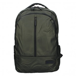 Pánský batoh Justin & Kelvin Pallo - zelená