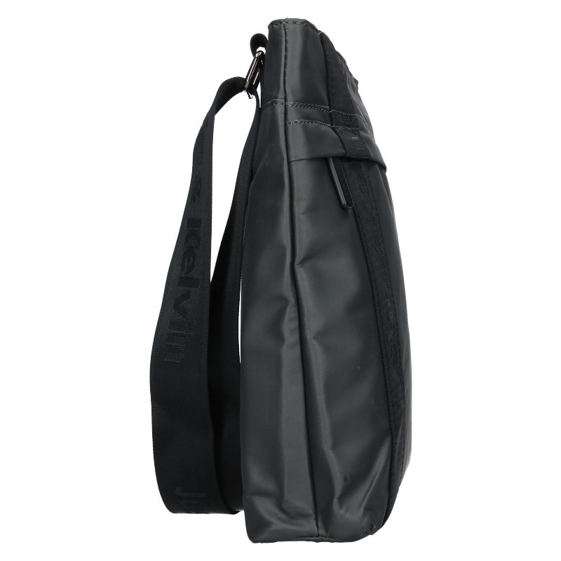 Pánská taška přes rameno Justin & Kelvin David - šedá