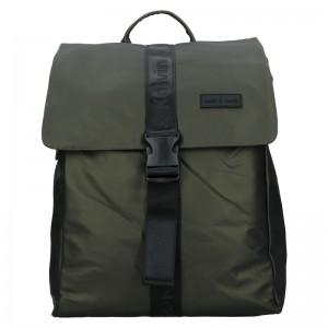 Pánský batoh Justin & Kelvin Jerry - zelená