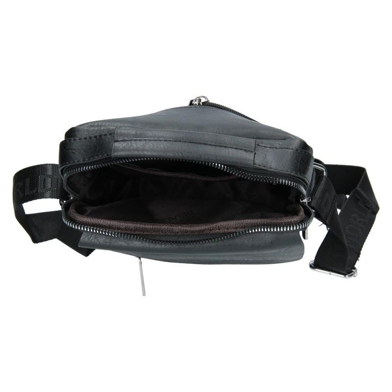 Pánská taška přes rameno Coveri World Denis - černá