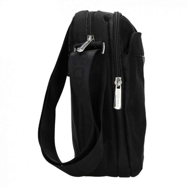 Pánská taška přes rameno Coveri World Edvin - černá
