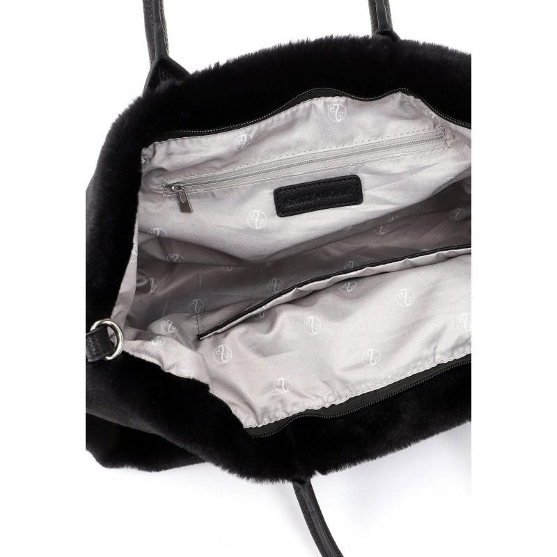 Dámská kabelka Emily & Noah Monica - černá