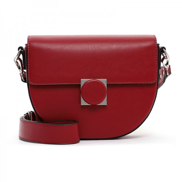 Dámská crossbody kabelka Emily & Noah Dunja - červená