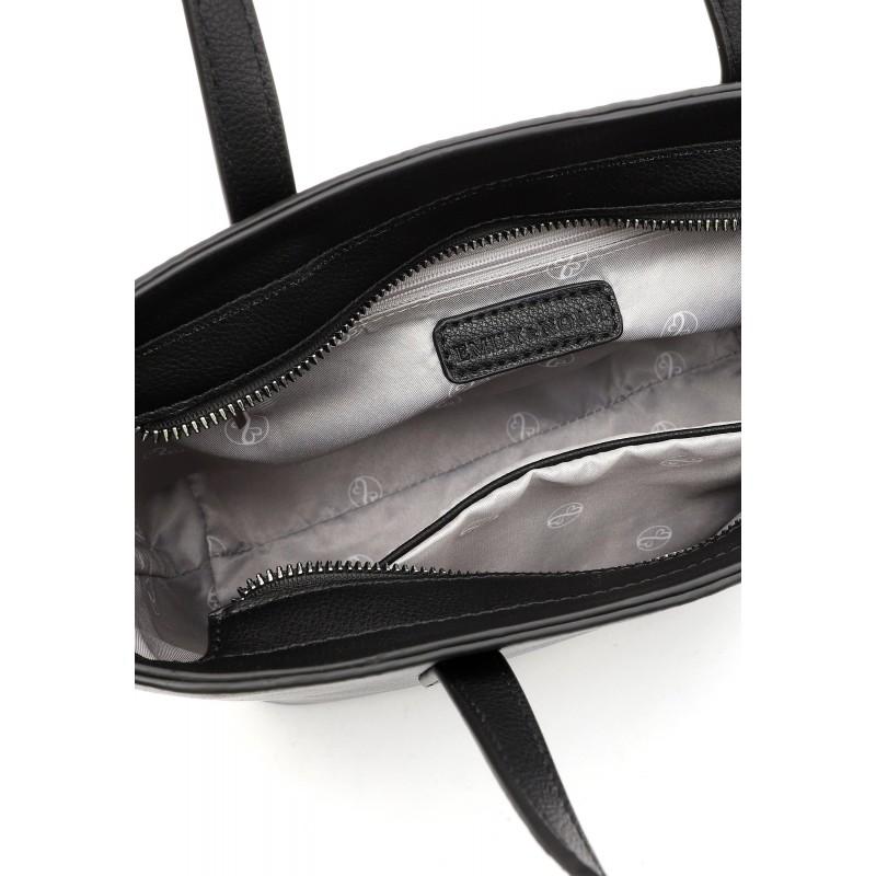 Dámská kabelka Emily & Noah Diana - černá
