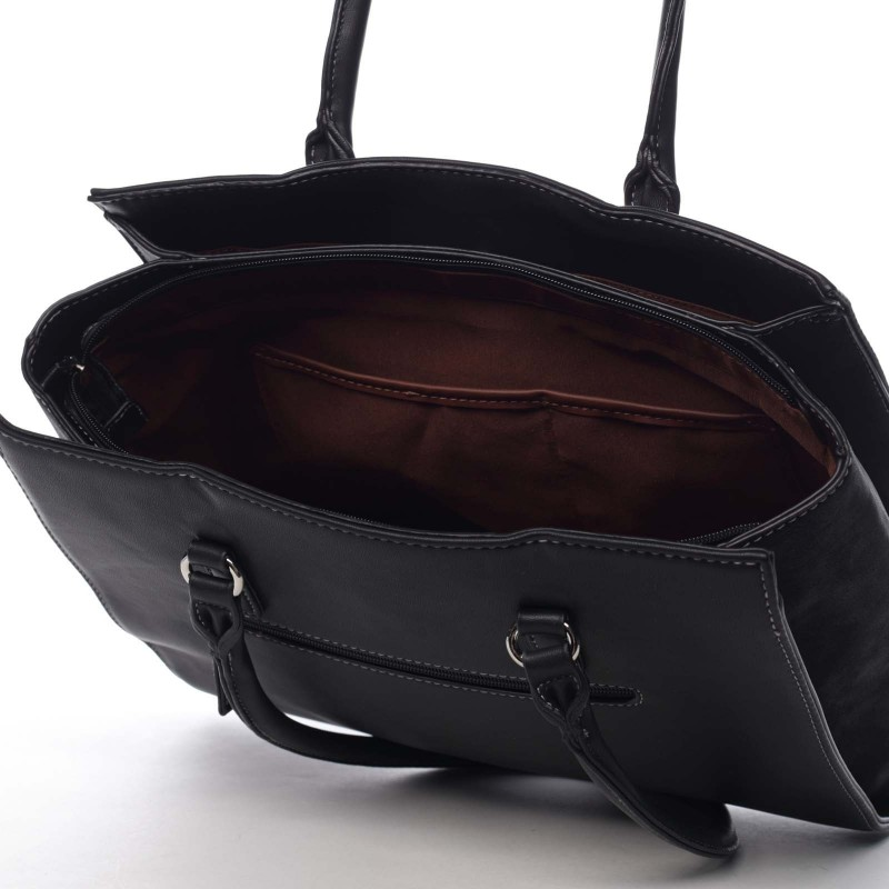Dámská kabelka David Jones Donna - černá