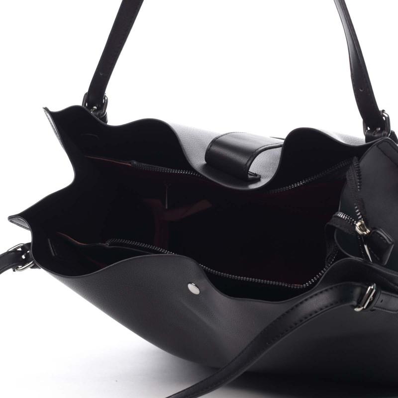 Dámská kabelka David Jones Viole - černá