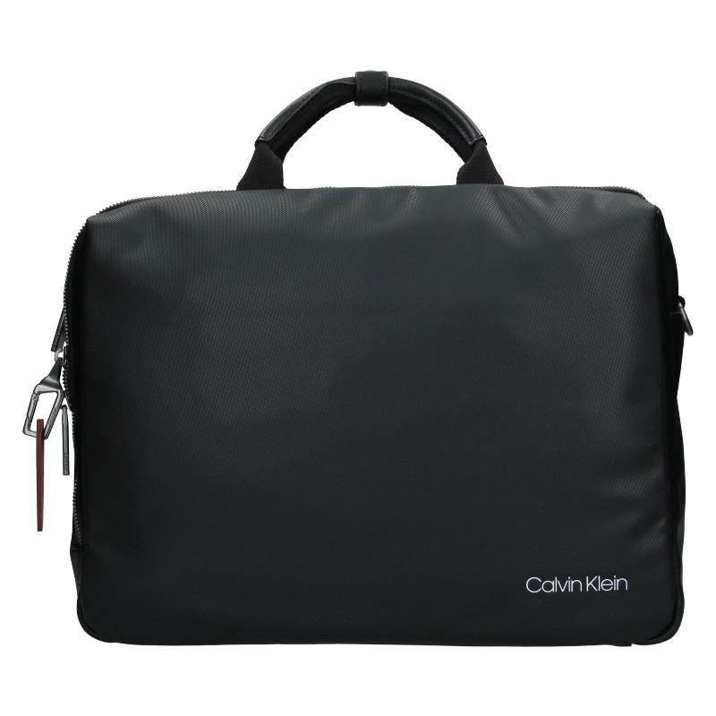 Pánská taška přes rameno Calvin Klein Oswald - černá