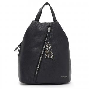 Elegantní dámský batoh Emily & Noah Nicol - modrá