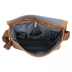 Pánská taška Daag JAZZY WANTED 95 - světle hnědá