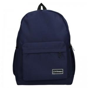 Pánský batoh Coveri World Austin - modrá
